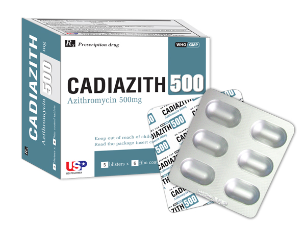 CADIAZITH 500