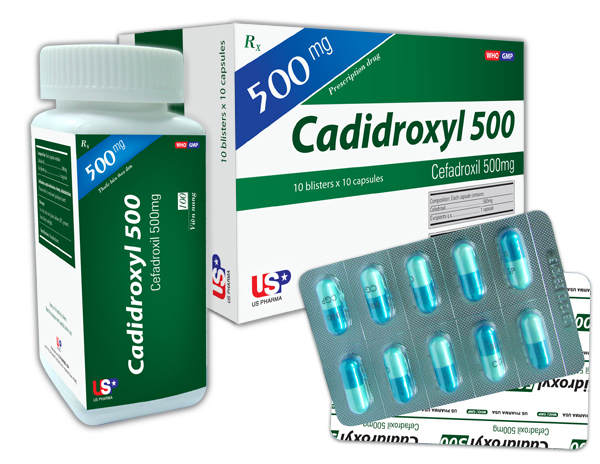 CADIDROXYL 500
